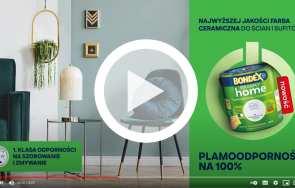 BONDEX SMART HOME 2021 – Bądź smart włącz plamoodporność!