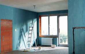 Wyzwanie stare mieszkanie! Goldband – wszechstronny tynk do prac remontowych!