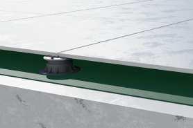 Hydroizolacja tarasu lub balkonu pod płytki na dystansach - jak wykonać krok po kroku