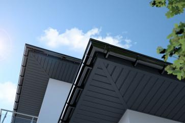 Budowa domu – odwodnienie nadmiaru wody z dachu i stref przydomowych