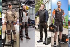 Styl na co dzień i bezpieczeństwo w pracy  – czyli nasze podejście do projektowania odzieży roboczej marki NEO Tools