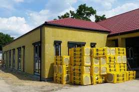 ETICS i ocieplanie fasad według WT 2021