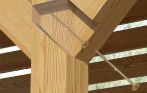 Wkręty ciesielskie WKCP I WKCS – szybki i łatwy montaż drewnianych elementów konstrukcyjnych