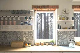 Jakie płytki ceramiczne sprawdzą się we wnętrzach w stylu rustykalnym