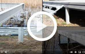 Jak zbudować i wypoziomować taras (lub inną konstrukcję) na pochyłym terenie?
