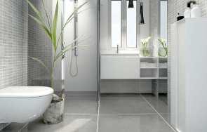 Dodatki do szarej łazienki, czyli jak stylowo urządzić szarą łazienkę?