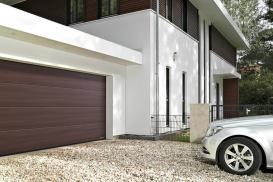 Brama garażowa segmentowa – optymalne rozwiązanie