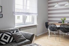 Jak urządzić mały salon w bloku? 3 pomysły na aranżacje