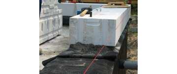 Bloczki z betonu komórkowego dobrane do parametrów ścian