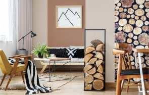 Beże i brązy zastępują szarość we wnętrzach. Zobacz inspiracje od marki Dekoral!
