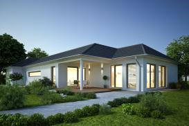 Nowoczesny dom parterowy – jaki projekt wybrać