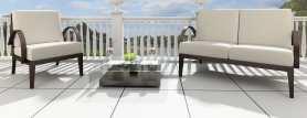 Trwałość i estetyka balkonów, tarasów i loggii
