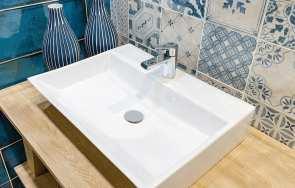 Jak wybrać rozmiar umywalki i na jakiej wysokości ją zamocować?