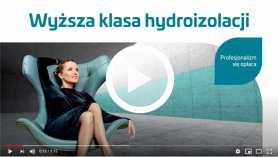 Hydroizolacje Botament - systemowe rozwiązania od fundamentu po dach