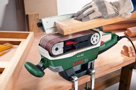 Jaką szlifierkę taśmową wybrać do metalu, a jaką do drewna?