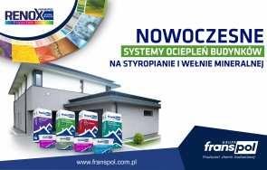Artykuł: Franspol - nowoczesne systemy ociepleń Renox