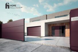 Kolekcja Home Inclusive 2.0 – bramy, okna, drzwi, ogrodzenia w jednym designie