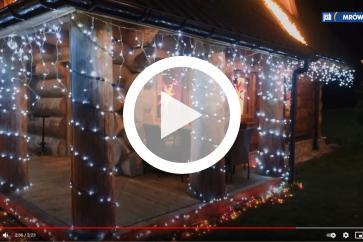 Świąteczne dekoracje świetlne? Tylko od firmy Emos!