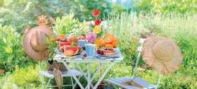 KALENDARIUM : Sezon w ogrodzie