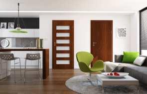 Jak drzwi wewnętrzne wpływają na nasze mieszkanie?