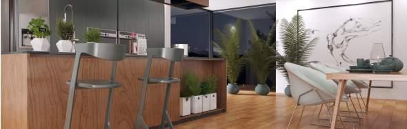 Artykuł: Swiss Krono i nowe podłogi w sklepach PSB Mrówka
