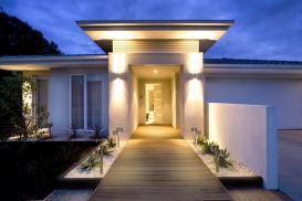 Oprawy oświetleniowe odpowiednie na elewację domu