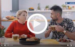 Pomidorowe cappuccino według Katarzyny Bosackiej