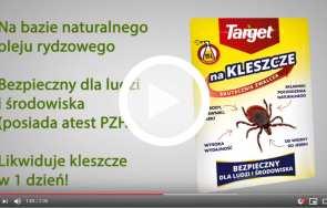 Target na kleszcze, naturalny sposób na zwalczanie kleszczy - TAMARK