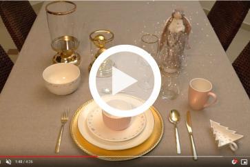 Stół świąteczny - nowoczesny lub klasyczny