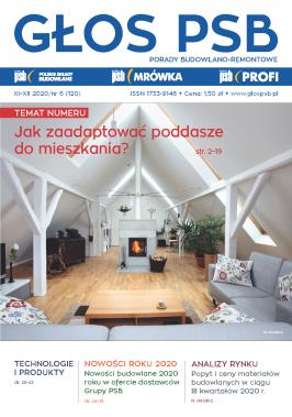 Aktualne wydanie: nr 6(120)/2020