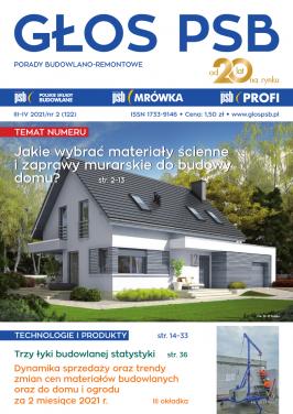 Aktualne wydanie: nr 2(122)/2021