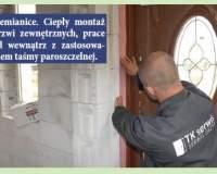 Montaż drzwi zenętrznych – GŁOS FACHOWCA