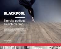 """SWISS KRONO - """"BLACKPOOL"""" - Szeroka podłoga Twoich marzeń"""