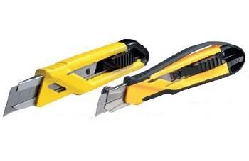 Dobór noża do prac budowlano-budowlanych