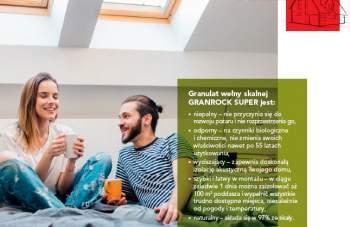 ROCKWOOL - Granulat wełny skalnej