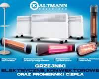 ALTMANN - grzejniki elektryczne; domowe systemy nawadniania