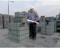 Budowa fundamentów i piwnic z bloczków betonowych
