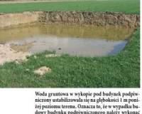 Zagrożenia izolacji części podziemnych obiektów budowlanych