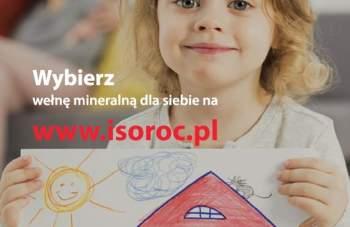 ISOROC - BEZPIECZNE CIEPŁO Z NATURY