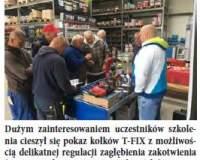 Szkolenie firmy Koelner Polska w firmie Jawa