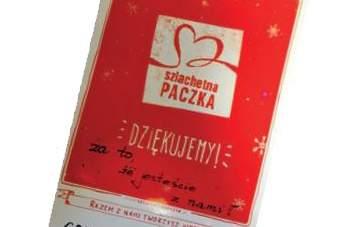 Grupa PSB pomaga rodzinie w ramach akcji Szlachetna Paczka