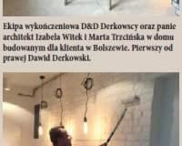 Wykonawcy budowlani z Bolszewa