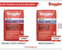 TORGGLER - elastyczne kleje do okładzin