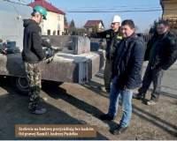 Wykonawcy budowlani z Żabna