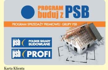 Program sprzedaży premiowej Grupy PSB