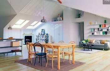 Ciepłe poddasze w domu. Jak powinien przebiegać remont i prace izolacyjne?