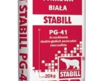 Niezawodna i unikalna gładź STABILL PG-41