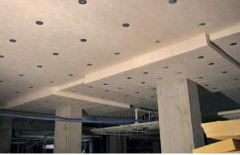 Izolacja termiczna sufitów garaży