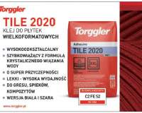 "TORGGLER - ""TILE"" - klej do p lytek wielkoformatowych"