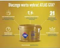 Atlas  - Super biała gładź polimerowa GTA